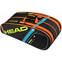 Head Core 9r Supercombi Bolsa de Tenis, Unisex Adulto