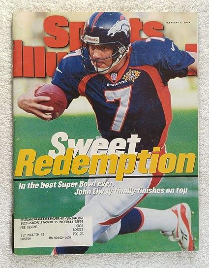 info for 65e80 a38ea Amazon.com: John Elway - Denver Broncos - Super Bowl XXXII ...
