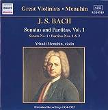 Sonaten und Partiten Vol. 1