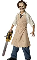 The Texas Chainsaw Massacre 3D Child's Leatherface Costume, Medium