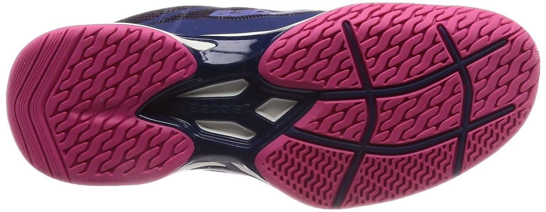 Babolat Women's Jet Mach I All Court Tennis Shoes B079GSC79K 7.5 B(M) US|Blue