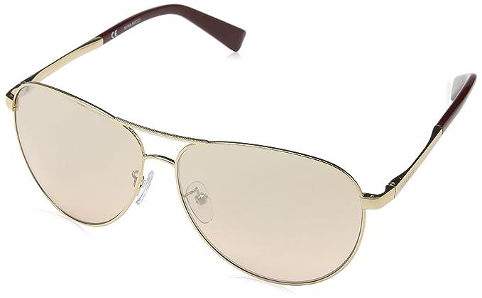 Nina Ricci Snr009-gafas de sol Mujer Marrón Brown (Shiny ...