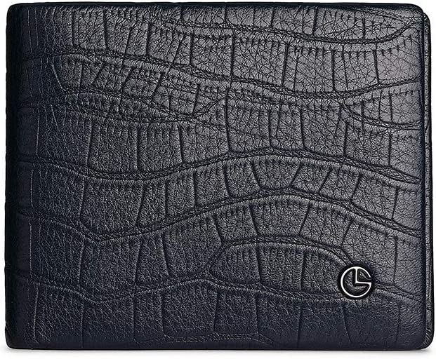 Kalmar RFID Travel Wallet 2 ID Window RFID Wallet Men Double Fold Flip Extra Capacity Travel Wallet Color : Black Gift of Love Extra Capacity Travel Wallet
