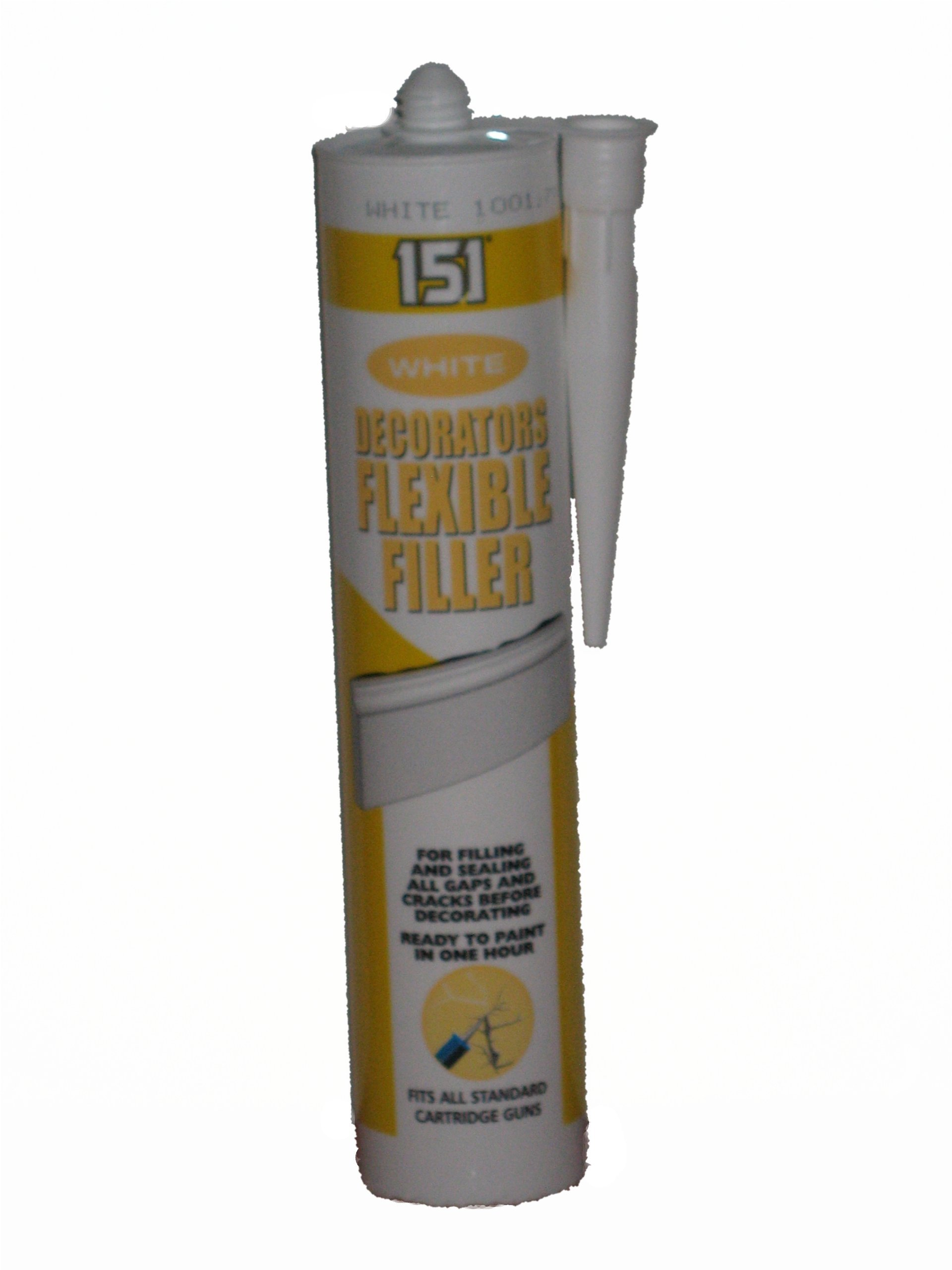 151 Decorative Flexible Filler 310Ml Cartridge