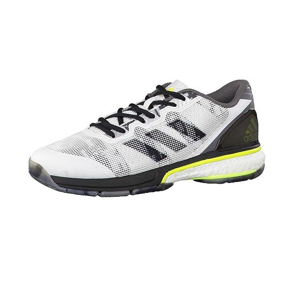 adidas Stabil Boost 20y, Chaussures de Handball Homme, Blanc Cassé (Bianco  Ftwbla/Negbas/Amasol), 50 EU: Amazon.fr: Chaussures et Sacs