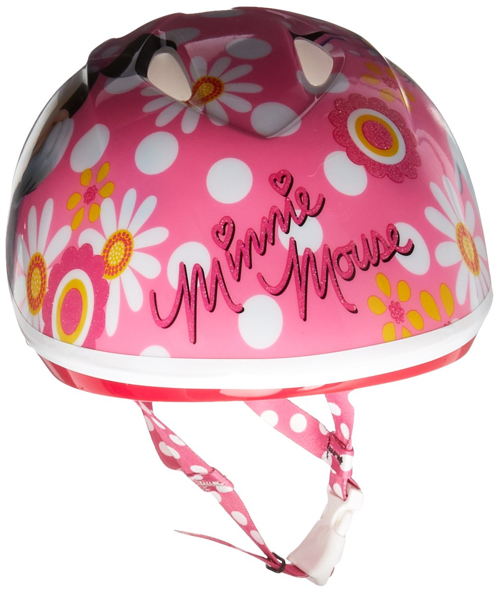 Bell 7059829  Minnie Mouse Pretty in Polka Dots Toddler Helmet by Bell