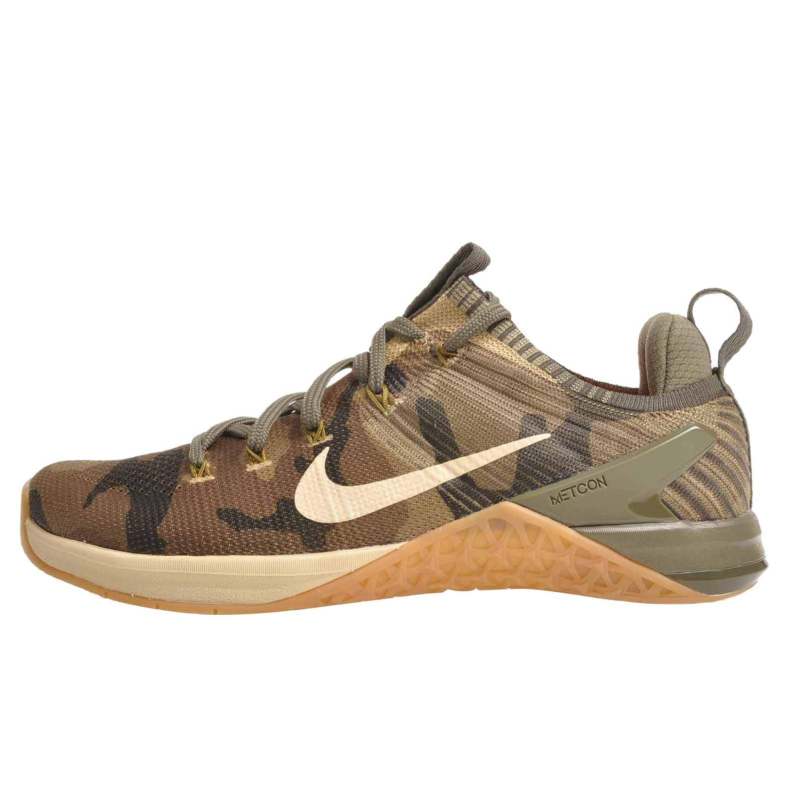 online store 84435 d8236 Galleon - Nike Men s Metcon DSX Flyknit 2 Olive Canvas Light Silver-Dark  Stucco 12.0