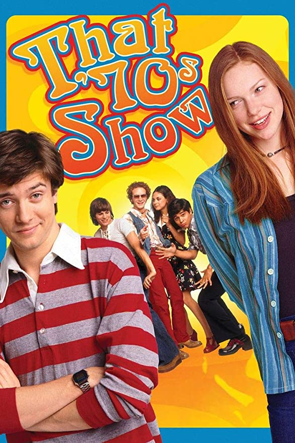 Posters USA TVS353 That /'70s Show TV Show Series Poster Glossy Finish
