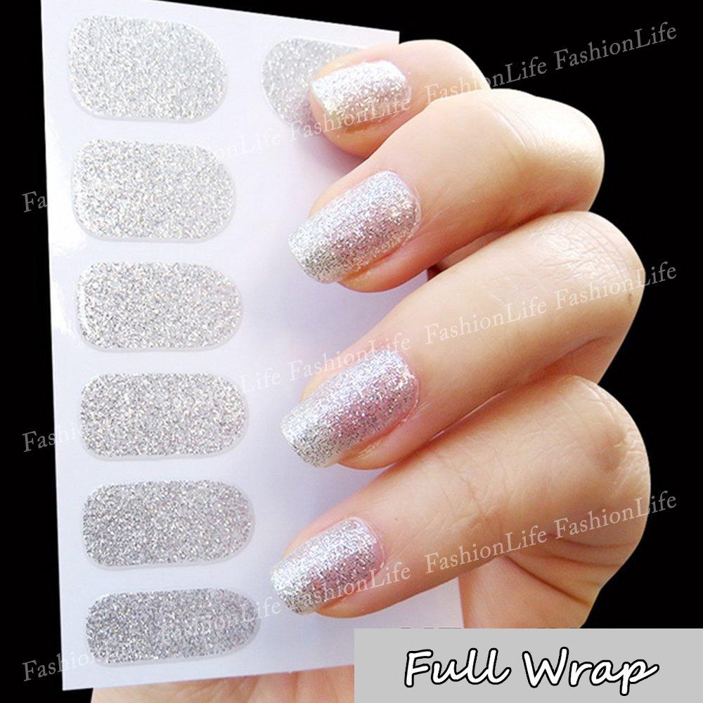 feuille complète de stickers au couleurs de l'espace pour la décoration des ongles - Formes dorées Nail Sticker Tattoo - FashionLife