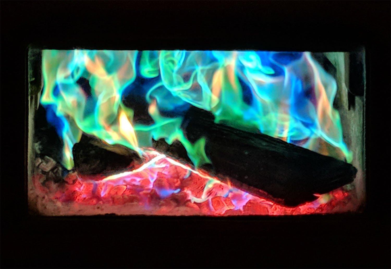 Amazon.com: Mystical Fire Flame Colorant Vibrant Long-Lasting ...