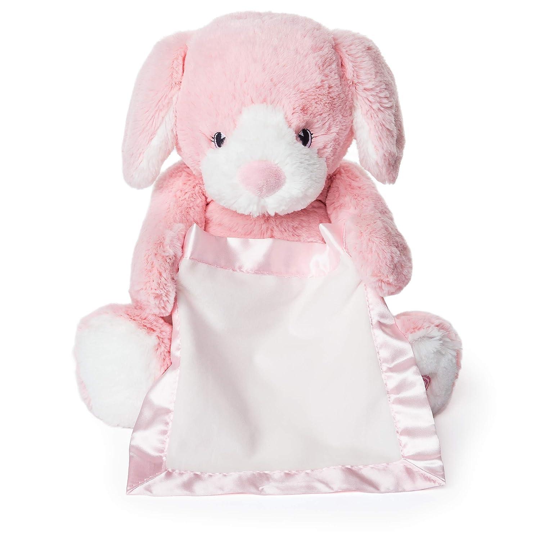 "B07FK2WQK5 GUND Spin Master Peek a Boo Puppy Animated Stuffed Animal Plush, Pink, 10"" 71uZDw8H2yL"
