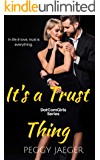 It's a Trust Thing: (DotComGirls, book 2)