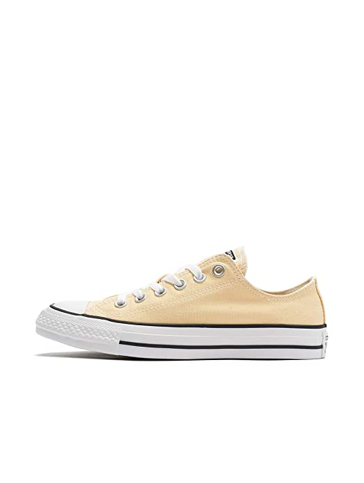 Converse Chucks Chuck Taylor All Star Low Top Ox Sneakers Damen Beige