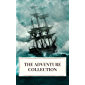 The Adventure Collection: Treasure Island, The Jungle Book, Gulliver's Travels, White Fang...: Treasure Island, The…