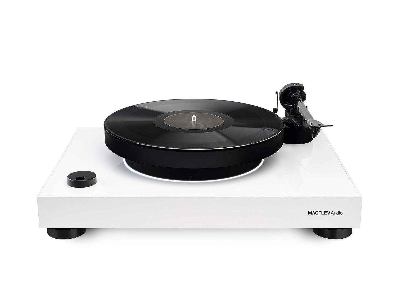 mag-Lev Reproductor de Discos de Audio ML1 edición Blanca con una ...