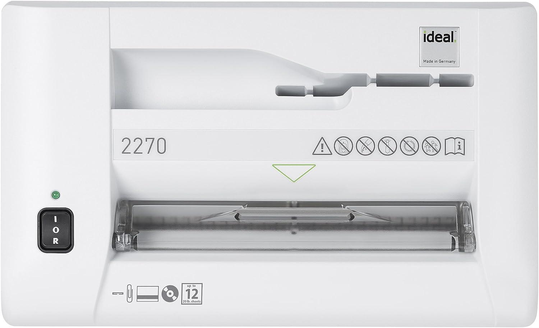4mm +Aktenvernichter IDEAL 2270