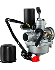 BAODE Carburador 17,5mm Carbure Tor CPI, 2takt, Hussar, Minarelli, Popcorn, Oliver, Generic, Keeway