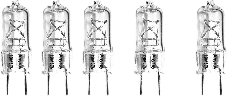 Best Ge Halogen G8 Replacement Bulbs 50w T4 Blub Type