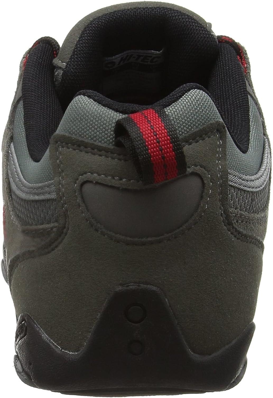 Chaussures de Randonn/ée Basses Homme HI-TEC Quadra Classic