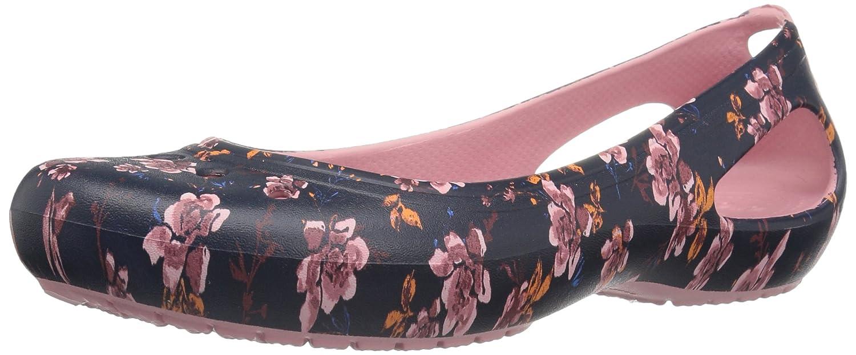 48a1ebdd2dfe Crocs Women s Kadee Graphic W Ballet Flat  Amazon.co.uk  Shoes   Bags