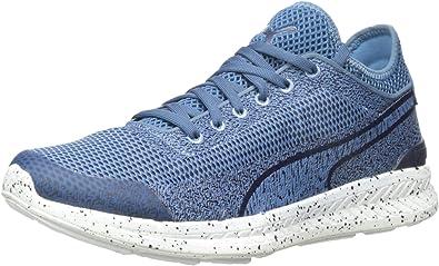 PUMA Men's Ignite Sock Woven-M Sneaker