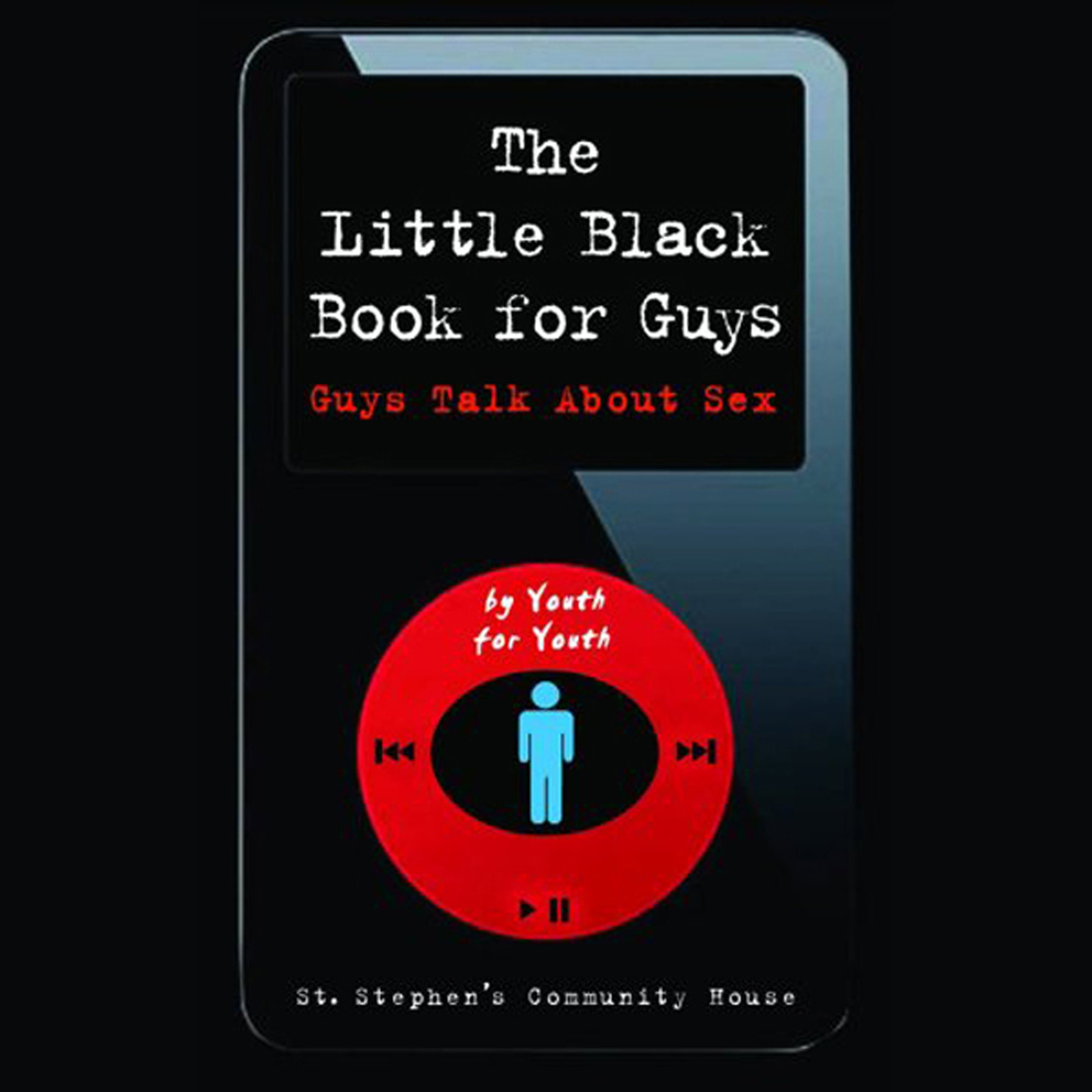 The Little Black Book for Guys: Guys Talk About Sex