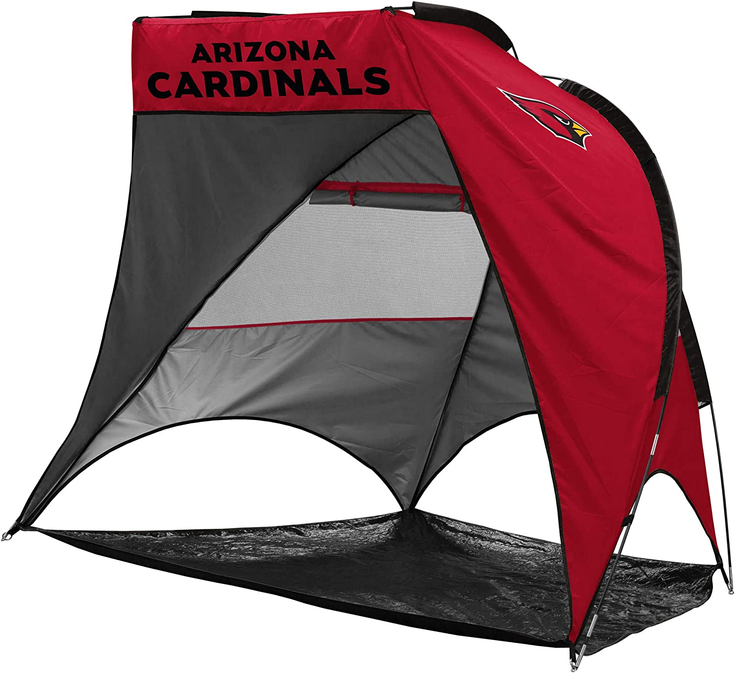 Logo Brands Officially Licensed NFL Retreat Cabana, One Size, Team Color