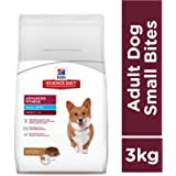 Hill's Science Diet Adult Advanced Fitness, Small Bites Lamb Meal & Rice Recipe Dry Dog Food, 3 kg