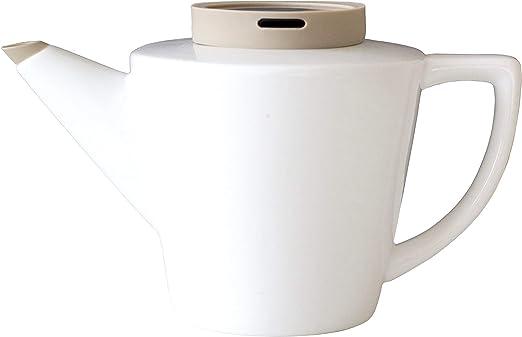 1 litro Verde Viva Scandinavia Tetera de Porcelana