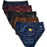 Rupa Jon Aishwarya Plain Panties Pack of 5