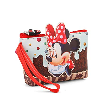 Karactermania Minnie Mouse Muffin Monedero, 14 cm, Marrón ...