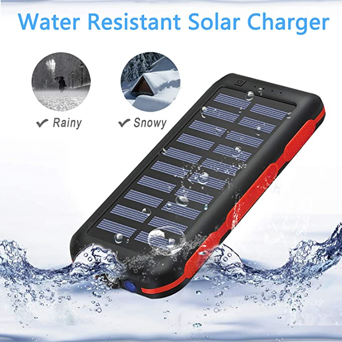 Power Bank Portable Phone Charger solar image 2