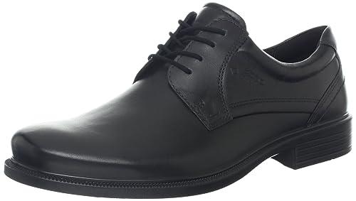 20339e5c0cdaf Ecco DUBLIN (62250411001), Men's Derby Lace-Up, Black, 13.5 UK ...