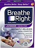 Breathe Right Calming Lavender Scented, Nasal