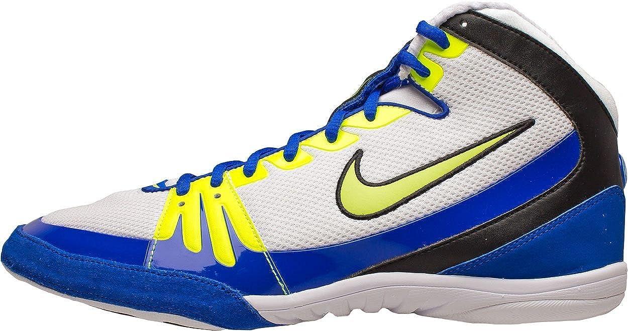 Nike Men's Freek Wrestling Shoes(White