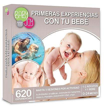 Babynjoy - Pack experiencia bienestar primeras experiencias con tu bebé