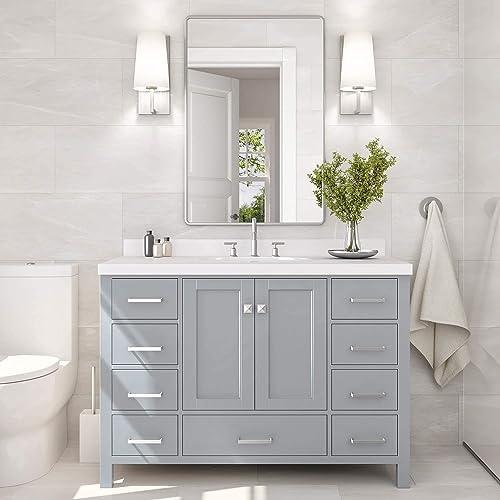 ARIEL Bathroom Vanity 49″ Inch