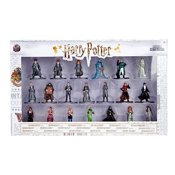 20 Pack 99189 Nano Metalfigs Harry Potter