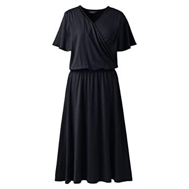 Kleid End schwarzLands' Lands' schwarz Damen End H9D2IWE