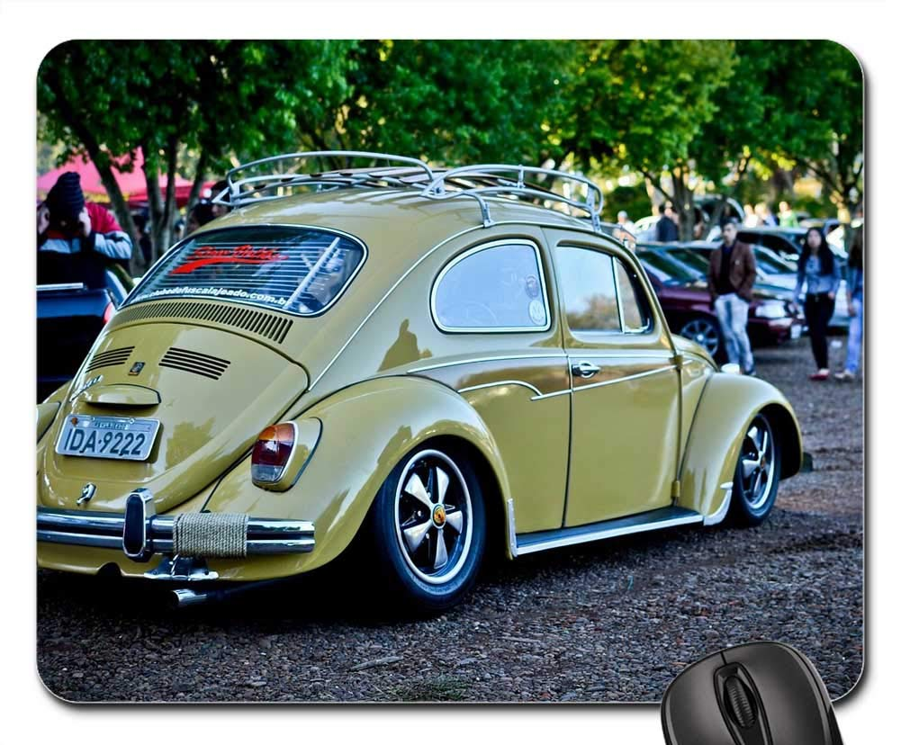 Punch Buggy Car >> Amazon Com Mouse Pads Voltswagon Beetle Car Slug Bug Punch Buggy