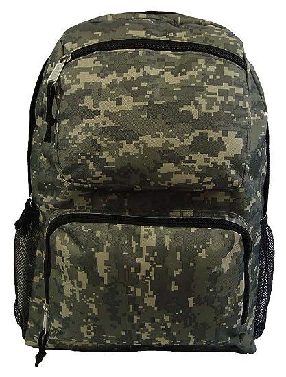 77976d0dda ACU Digital Camo Backpack Daypack School Bag Military Army Student Book bag