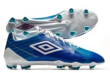 Umbro Velocita 2 Club HG - Botas de fútbol para Hombre  Amazon.es ... 910fb37334957