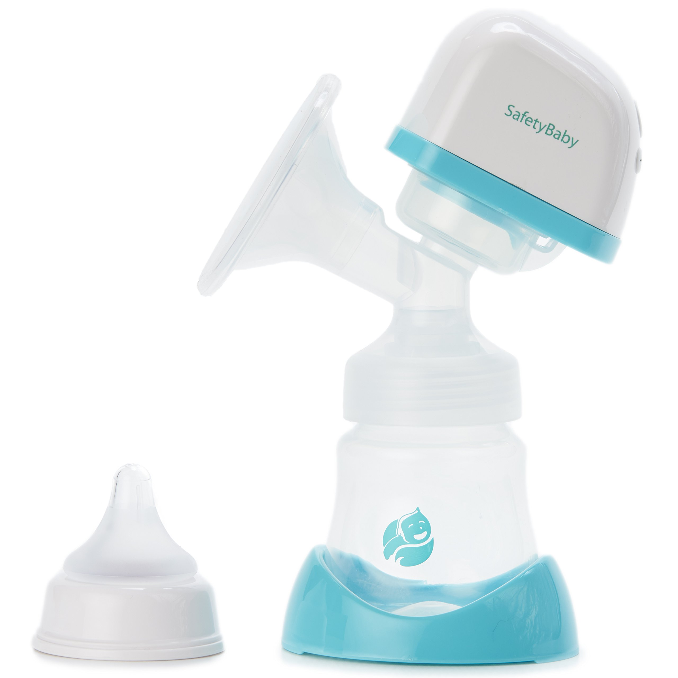 Safety Baby Electric Breast Pump - Portable and Quiet