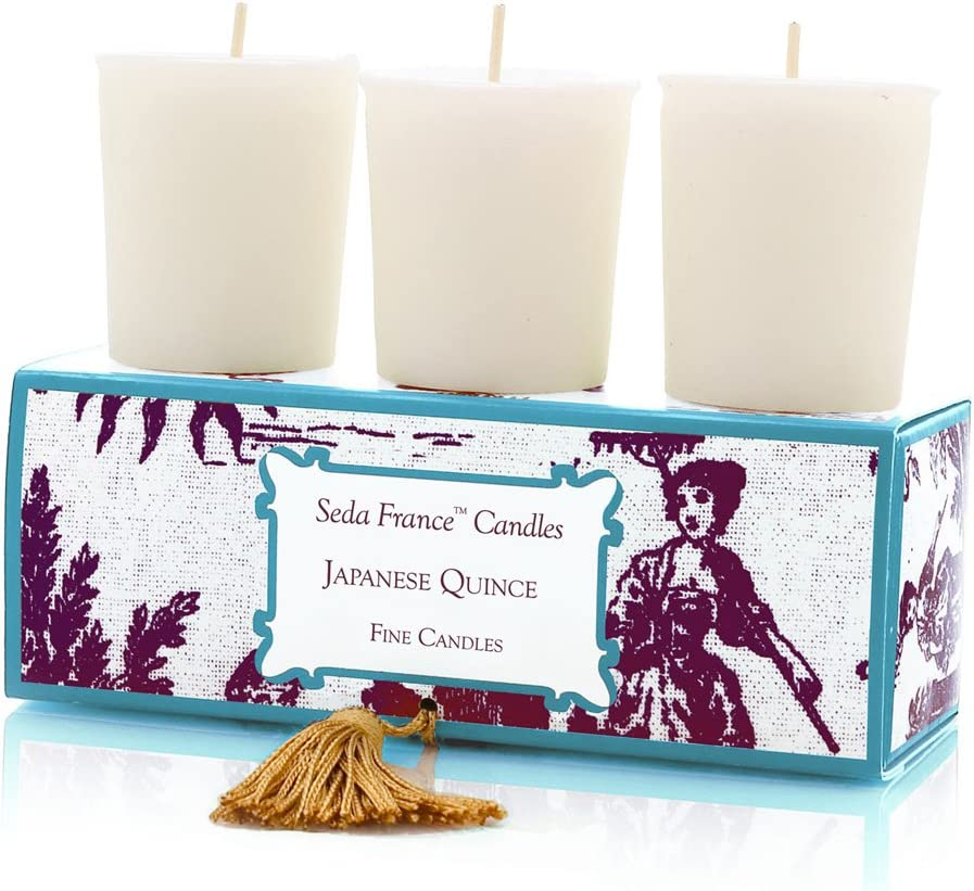 Japanese Quince Candle Seda France