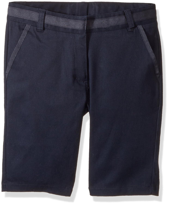 Nautica Girls' Uniform Bermuda Shorts