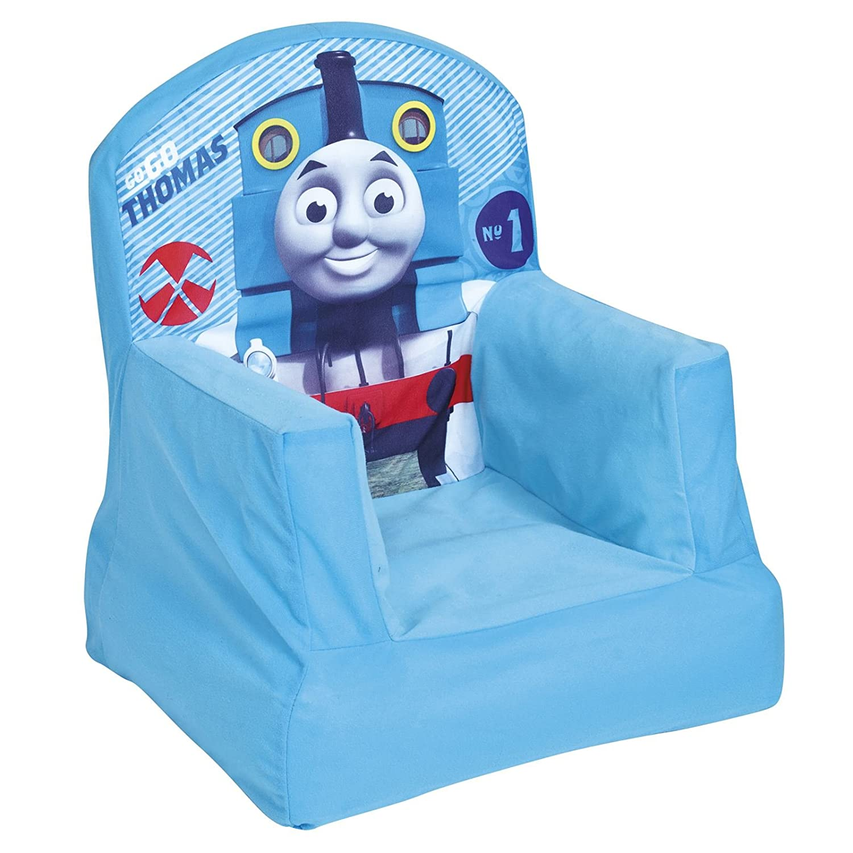 Worlds Apart 280TMM01E, Poltroncina per bambini, motivo: Il trenino Thomas, Blu (Blau) Thomas & Friends
