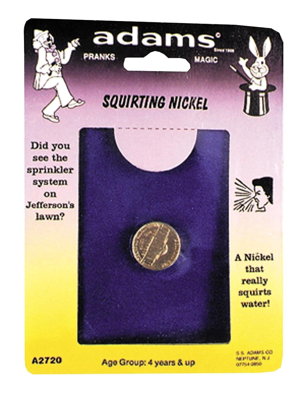Squirt Nickel by Loftus international by Loftus International Morris Costumes KA32