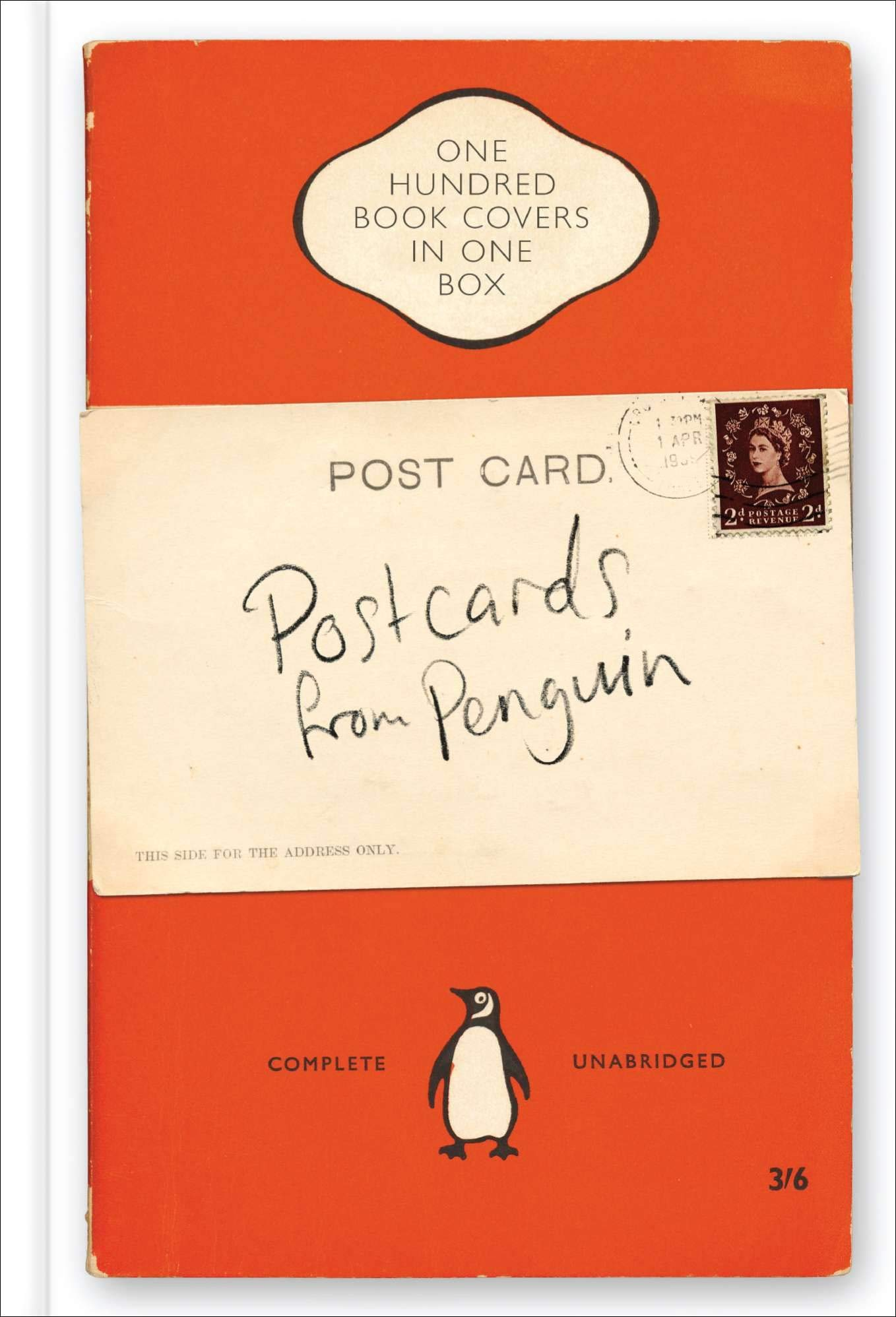 Read Online Postcards from Penguin: One Hundred Book Covers in One Box ebook