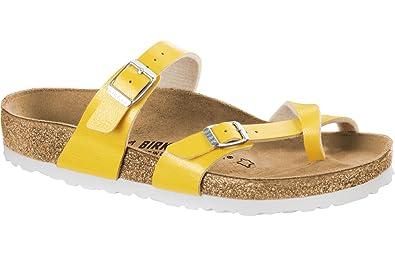 BIRKENSTOCK Damen Mayari Pantoletten: : Schuhe