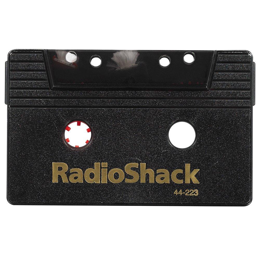 RadioShack Audio Cassette Cleaner/Demagnetizer